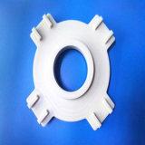 白く自然なTPE/ABS/POM/PC/PP/Teflonのプラスチック射出成形の部品
