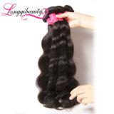 Верхнее популярное выдвижение человеческих волос девственницы Remy бразильское