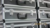 Aluminiumuhr-Aufbewahrungsbehälter-Aluminium-Kasten