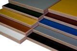 Pintura UV para a madeira compensada do vidoeiro do uso da mobília