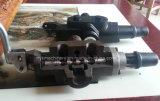 Machine de division en bois directionnelle de soupape de boisseau de voie hydraulique du contrôle 4 de soupape de diviseur de logarithme naturel 60L
