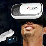 La casella 2 di Vr del telefono mobile ha polarizzato i vetri di realtà virtuale 3D