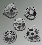 Professionale le parti automobilistiche della lega di alluminio della pressofusione fatte in Cina