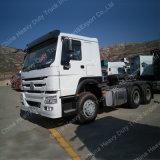 HOWO 6X4 60 Tonnes 371HP Hw76 / Hw79 Tracteur
