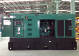 Cummins schielt wetterfesten, fehlerfreien verminderten Dieselgenerator des Gehäuse-160kw an (GDC200*S)