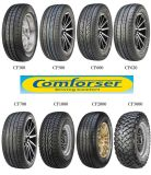 Pneu do PCR (265/65R17, 275/65R17, 285/65R17) para o carro de SUV