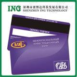 PVC Contact CI Card para o quarto de Hotel/Parking/