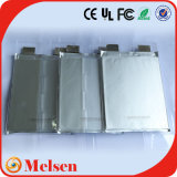 cellule prismatique de 40ah 60ah 80ah LiFePO4, batterie d'ion de lithium plate de cellules de 10ah 20ah 30ah