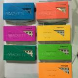 Imballaggio di carta delle parentesi graffe ortodontiche delle parentesi di prezzi bassi