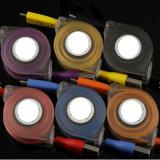 携帯電話のための多彩なLED軽いUSBケーブルデータ充電器