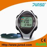 Reloj profesional del monitor del ritmo cardíaco de Wirless (JS-713)