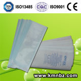 Жара стерилизации - мешки запечатывания плоские