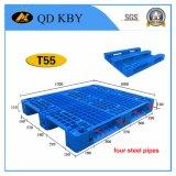 Hochleistungszoll T55 große Rackable perforierte Plastikladeplatte für Industrie