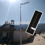 Neues des Entwurfs-IP65 integriertes Solar-LED StraßenlaterneFabrik-des Preis-mit 3 Jahren Garantie-
