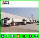 Camion del serbatoio dell'olio del camion 15m3 del serbatoio di combustibile di HOWO 4X2 da vendere