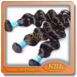 Vague brésilienne de cheveux humains de pleine cuticle