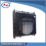 Kpv826: De Radiator van het Aluminium van het water voor Dieselmotor