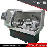 중국에서 높은 정밀도 CNC 선반 제조자