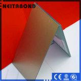 Panneaux en aluminium de Sandwish de polyuréthane pour le revêtement extérieur