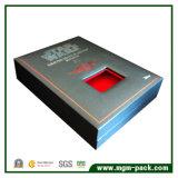 高品質のボール紙のペーパー金貨ボックス