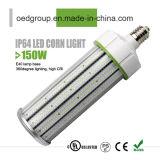 긴 수명 및 좋은 열 분산을%s 가진 150W LED 옥수수 빛 방수 방진 PF>0.9 CRI>80