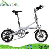 Mini Folding Bike bicicleta de 7 velocidades Al Alloy Pocket Bike