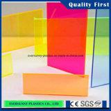 het Transparante AcrylBlad van 230mm