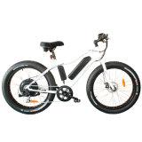 36V 500W Leistungs-Legierungs-Rahmen-fetter Gummireifen-elektrisches Fahrrad