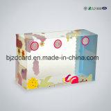 Verpakking van de Plastic Doos van de douane de Duidelijke Transparante van de Dozen van de Schoen van de Gift