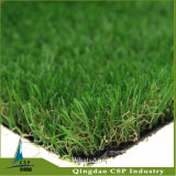 erba artificiale poco costosa della moquette naturale di 35mm per la moquette di plastica dell'erba per la decorazione