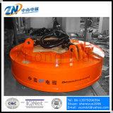 Adaptation de levage circulaire d'aimant de Dia-1800mm électro pour 16t la grue MW5-180L/1