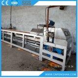 Ly1200-5 que gira a máquina de Flaker da correia do aço inoxidável