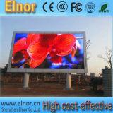 P10 높은 광도 LED 게시판을 광고하는 옥외 디지털 Comercial
