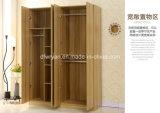 Het Kabinet van de Garderobe van het Comité van de Melamine van het Meubilair van de slaapkamer