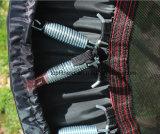 Trampolins com dobramento comercial com quatro foldes para venda