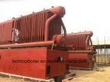 Chaudière à vapeur pour l'industrie de fibre chimique