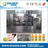 Frutta Juice Glass Bottle con Twist Metal Cap Filling Machine