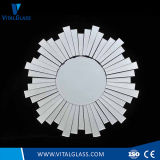 Specchio della mobilia/specchio di rame decorativo dell'argento libero Mirror/Aluminium Mirror/Silver Mirror/Safety di Mirror/Clear