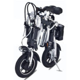 "One-Second 12 "" Lithium Battery 36V9ah와 250W Intelligent Brushless Motor를 가진 Folding Electric Bike Sf001"