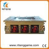 Jeu du Roi Arcade Machine Fish Hunter d'océan avec 8 joueurs
