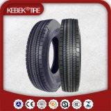 Vente en gros oblique en nylon de pneu de camion de configuration de côte/cosse