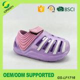 Nuevos zapatos del estorbo de EVA para los niños 2017 (GS-LF1716)