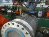 robinets à tournant sphérique complètement soudés de bride de 600bl F304L