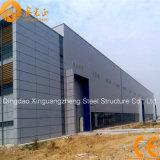 Het geprefabriceerde Pakhuis van de Structuur van het Staal (ss-356)