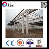 Taller/almacén/fábrica del panel de Sandwichi de la estructura de acero (ZY376)