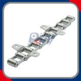 S tapent la chaîne de convoyeur agricole en acier (S62A2K1, S77K1)