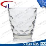 caneca 280ml de vidro sem chumbo branca super (CHM8012)
