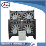 16V165ts3-3c: Fassbinder-Kühler für MTU-Generator-Set