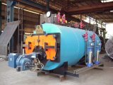 Roestvrije Shell, de Gemakkelijke Geïnstalleerder Diesel/Verwarmer van het Water van het Gas