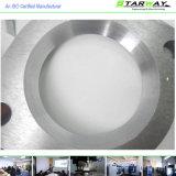 Изготовленный на заказ алюминиевые подвергая механической обработке части черным покрынным порошком
